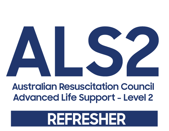 advanced life support ALS2 refresher logo Australian Resuscitation Council